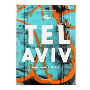 Buch Tel Aviv Food People Stories, L:27cm x B:20cm, bunt