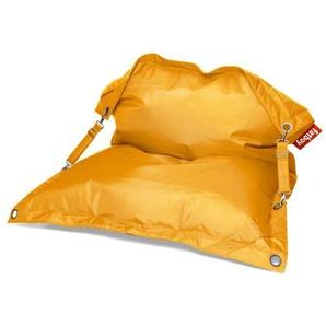 Fat boy - Buggle-Up Sitzsack - Yellow ochre - outdoor