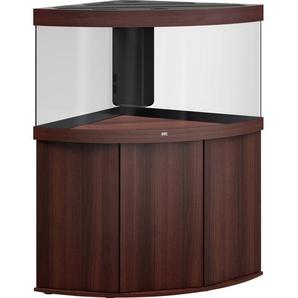Juwel Aquarium-Kombination Trigon LED SBX dunkles Holz 350 l