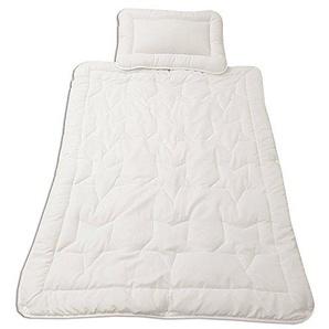 Baby Kinder 4 Jahreszeiten Bettenset 3 tlg. 1 Kissen 40 x 60 cm und 2 Decken 100 x 135 cm Stars Sterne Top