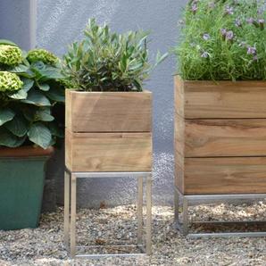 Pflanzbehälter Mini-Garten Unikat - klein