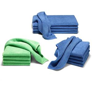 Ultrafeine Mikrofaser-Tücher, 5er-Set, Geschirr- und Reinigungstücher