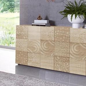 Lc   Sideboard »Miro«, beige, pflegeleichte Oberfläche, FSC®-zertifiziert