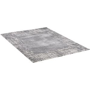 Sanat Teppich »Harmony 3210«, 200x280 cm, 12 mm Gesamthöhe, grau