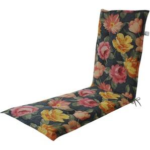 KETTLER Polska Auflage  Blomst ¦ mehrfarbig ¦ Maße (cm): B: 50 H: 6 Garten  Auflagen & Kissen  Sonstige Sitzkissen » Höffner