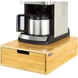SoBuy® FRG83-N Kaffeekapsel Box,Kapselspender,Schreibtischorganizer,Monitorständer,Monitorerhöhung