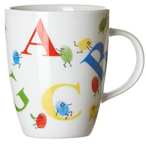 Flirt by R&B Kindergeschirr ABC Größe Kaffeebecher 300 ml ABC