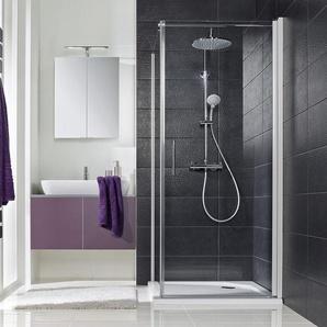 HSK Duschtür mit Seitenwand Favorit Nova 90 x 90 cm
