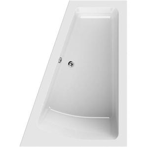 Sanitop-Wingenroth Acryl-Eckwanne Dropino Links 170 cm x 125 cm Weiß