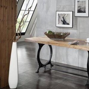 Esstisch Altholz 200x100x80 lackiert INDUSTRIAL #28