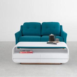 Rufus 2-Sitzer Sofa, Himmelblau
