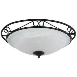 Deckenlampe  »ATHEN« (3flg.), schwarz, RABALUX