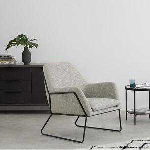 Frame Sessel, Fuchsgrau