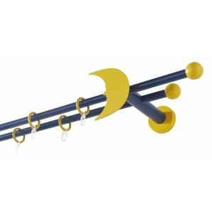 Gardinenstange »Kid Mond«, GARESA, Ø 16 mm, 2-läufig, Wunschmaßlänge