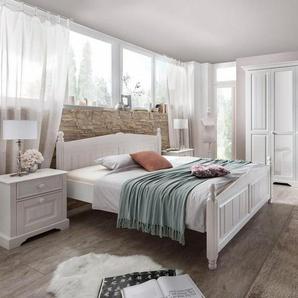 Premium collection by Home affaire Schlafzimmer-Set »Pisa«, (Set, 4-tlg)