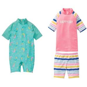 LUPILU® Kleinkinder Mädchen Schwimmanzug/ Set
