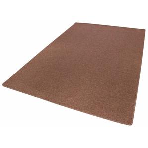 Luxor Living Teppich »Luton«, 5 mm Gesamthöhe, braun