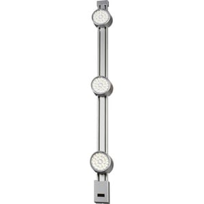 LED-Sensor-Unterbauleuchte Silber EEK: A