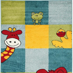 Kinderteppich Noa Kids Let´s Play! Multicolor 160x230 cm