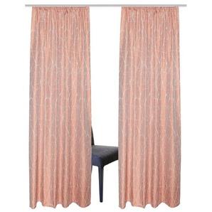 Vorhang »CAMPOS«, HOME WOHNIDEEN, Kräuselband (2 Stück)