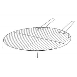 Esschert Design Grillrost Carbonstahl Esschert, Ø 52 x 5,4 cm
