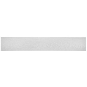 Decosa Deckenpaneele AP 305, weiß dunkel, 100 x 16,5 cm - SONDERPREIS 2 Pack (= 4 qm)