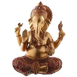 Ganesha Statue Hinduismus Buddha buddafigur indien buddhismus ganescha Figur NEU