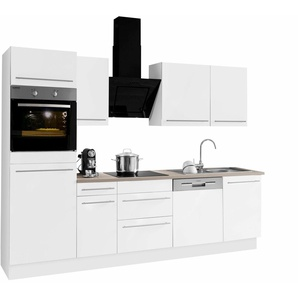 OPTIFIT »Bern« Küchenzeile ohne E-Geräte, Breite 270 cm
