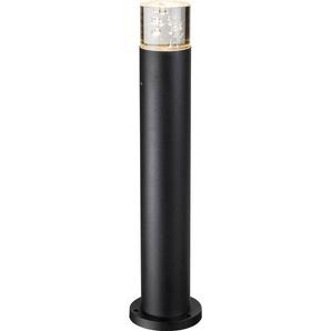 Globo LED-Wegeleuchte MONIKA Schwarz 50 cm EEK: A+