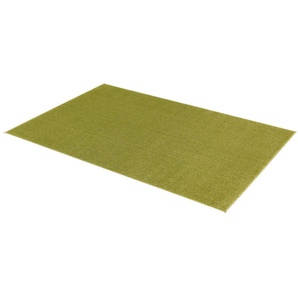 Teppich »Samoa Uni«, grün, eckig, 80x150cm, ASTRA
