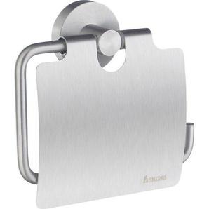 : Toilettenpapierhalter, Chrom, B/H 11,5 13,6