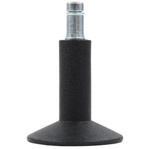 5x Stand 11mm/65mm Bodengleiter - Stuhlrollen