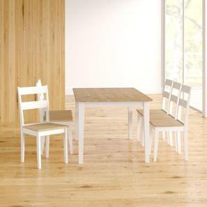 Essgruppe Beecher Falls mit 6 Stühlen