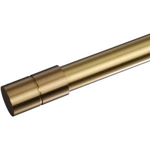 Gardinenstangen-Endstück Zylinder - Inox Liedeco passend für Gardinen