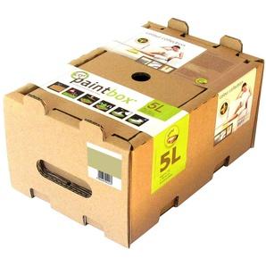 Paintbox Wand- und Deckenfarbe »Paintbox Colour Collection, Olivegrün «, seidenmatt