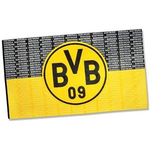 BVB 09 BORUSSIA DORTMUND HISSFAHNE BORUSSIA DORTMUND 250X150 CM HISSFLAGGE FAHNE FLAGGE FUSSBALLFAHNE