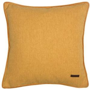 Esprit Kissenbezug, Gelb, Polyester 38 x 38 cm