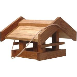 Dobar Vogelfutterhaus Basis Eichenholz
