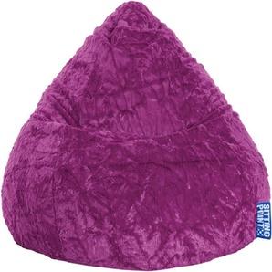 Magma Heimtex Sitzsack »Fluffy Beanbag XL«