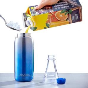Zielonka Trinkflasche Aladdin Bistro to Go, Edelstahl, 600 ml