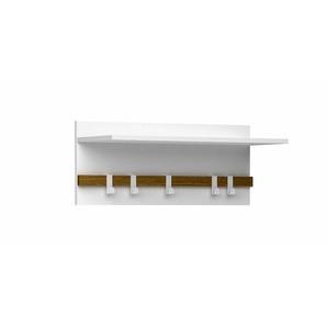 puro Garderobenpaneel klein in weiß, PU0579WSE