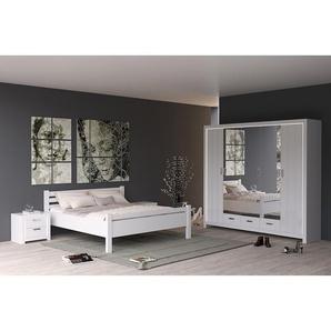 Schlafzimmerset Skalavik (4-teilig)