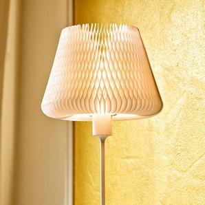 LED-Tischleuchte Angel sompex weiß, 36-46 cm