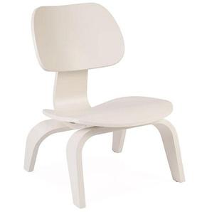 Kinder Eames Stuhl LCW - Weiß