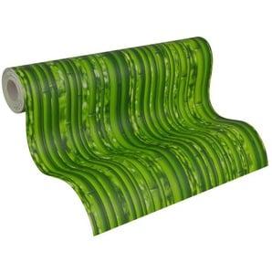 Papiertapete, Livingwalls, »Mustertapete Dekora Natur Bambus«