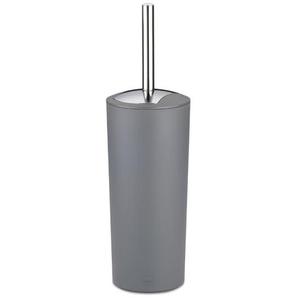 Kela WC-Garnitur, Grau, Kunststoff