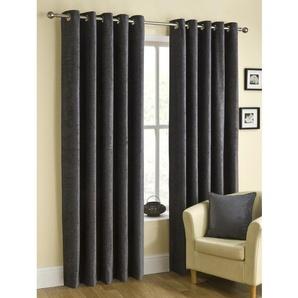 Vorhang-Set Fawnridge mit Ösen, verdunkelnd