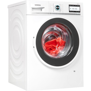 SIEMENS Waschmaschine iQ800 WM14Y7TT9, weiß, Energieeffizienzklasse: A+++