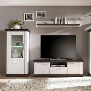 Home affaire Wohnwand (4-tlg.) »Siena«