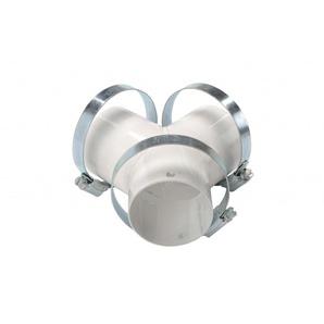 Verbindungsstück Y-Anschluss Ø 60 mm für MCZ Comfort Air®